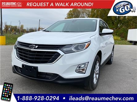 2021 Chevrolet Equinox LT (Stk: 21-0052) in LaSalle - Image 1 of 7