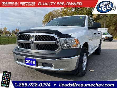 2018 RAM 1500 ST (Stk: 20-0692A) in LaSalle - Image 1 of 22