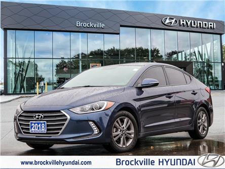 2018 Hyundai Elantra  (Stk: R20532A) in Brockville - Image 1 of 30