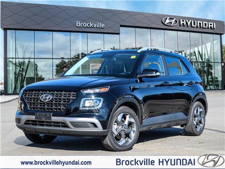 2020 Hyundai Venue  (Stk: R20350) in Brockville - Image 1 of 27