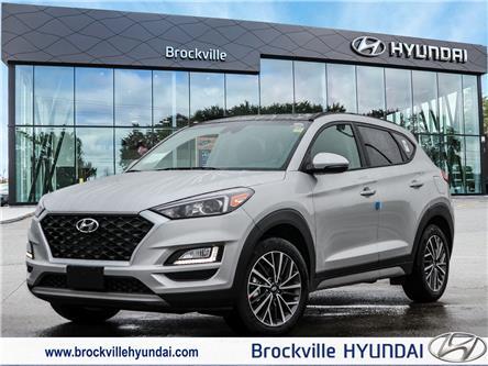 2021 Hyundai Tucson  (Stk: R21035) in Brockville - Image 1 of 28