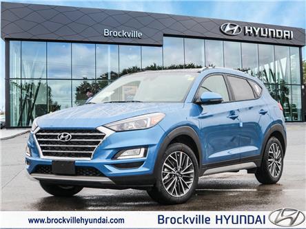 2021 Hyundai Tucson  (Stk: R21036) in Brockville - Image 1 of 29