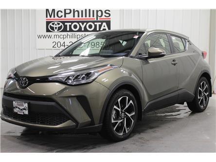 2021 Toyota C-HR XLE Premium (Stk: 1096651) in Winnipeg - Image 1 of 19