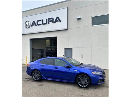 2020 Acura TLX Elite A-Spec (Stk: PW0200) in Red Deer - Image 1 of 27