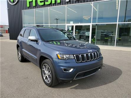 2020 Jeep Grand Cherokee Limited (Stk: DR5806 Tillsonburg) in Tillsonburg - Image 1 of 30