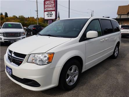 2013 Dodge Grand Caravan SE/SXT (Stk: 520331) in Cambridge - Image 1 of 21
