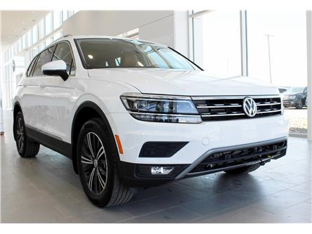 2018 Volkswagen Tiguan Highline (Stk: 70100A) in Saskatoon - Image 1 of 19