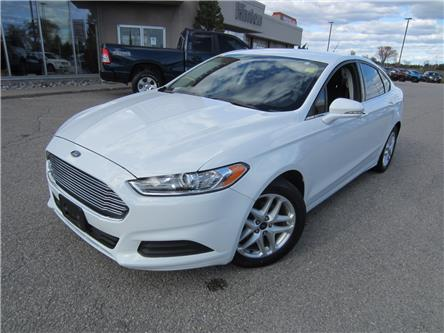 2016 Ford Fusion SE (Stk: 20047A) in Perth - Image 1 of 12