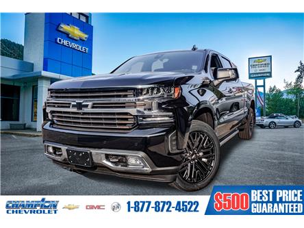2020 Chevrolet Silverado 1500 High Country (Stk: 20-143) in Trail - Image 1 of 30