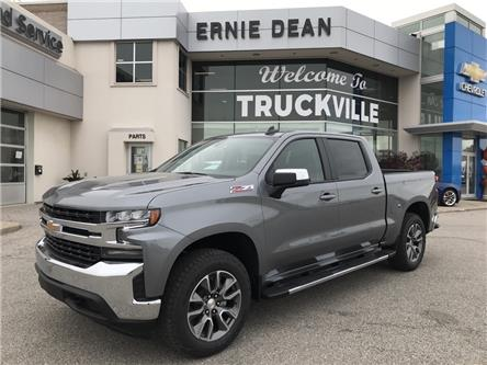 2021 Chevrolet Silverado 1500 LT (Stk: 15482) in Alliston - Image 1 of 18