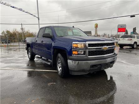 2014 Chevrolet Silverado 1500  (Stk: L432A) in Thunder Bay - Image 1 of 21