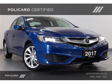 2017 Acura ILX Technology Package (Stk: 802976T) in Brampton - Image 1 of 17