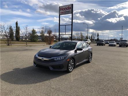 2017 Honda Civic EX (Stk: 20-095A) in Grande Prairie - Image 1 of 15