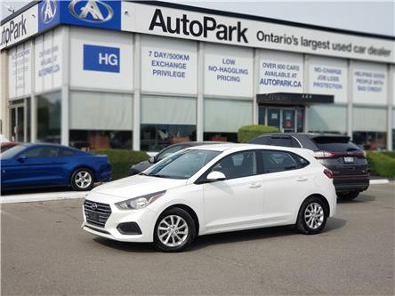 2019 Hyundai Accent  (Stk: 19-81413RJB) in Brampton - Image 1 of 20