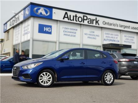 2019 Hyundai Accent  (Stk: 19-83646) in Brampton - Image 1 of 19