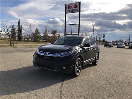 2017 Honda CR-V EX-L (Stk: 20-120A) in Grande Prairie - Image 1 of 16