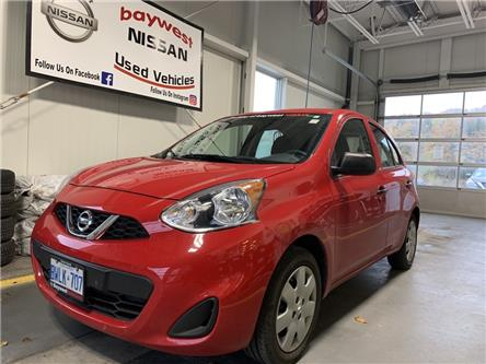 2019 Nissan Micra S (Stk: 19503) in Owen Sound - Image 1 of 10