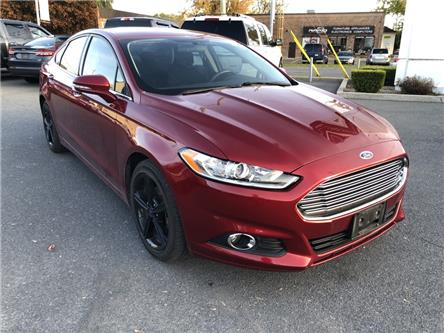 2016 Ford Fusion SE (Stk: 20234A) in Cornwall - Image 1 of 27