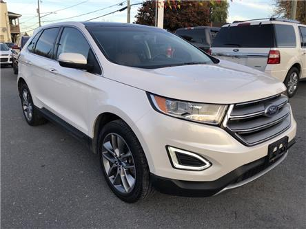 2016 Ford Edge Titanium (Stk: 20298A) in Cornwall - Image 1 of 29