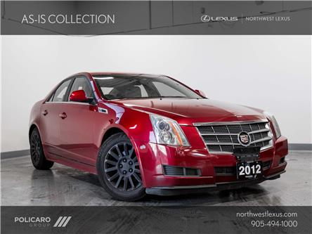 2012 Cadillac CTS Base (Stk: 149664T) in Brampton - Image 1 of 21
