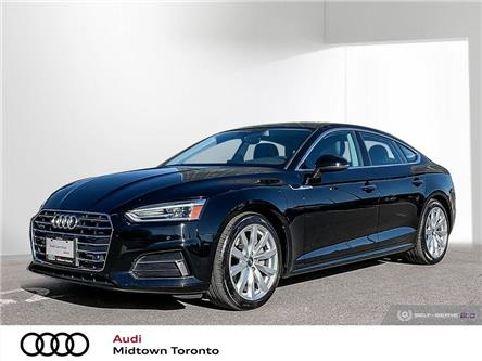 2018 Audi A5 2.0T Progressiv (Stk: P8261) in Toronto - Image 1 of 25