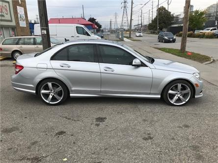 2009 Mercedes-Benz C-Class Base (Stk: ) in Etobicoke - Image 1 of 12