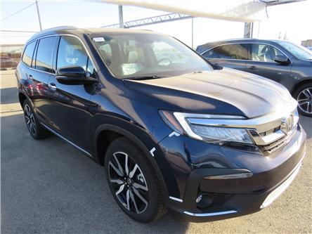 2021 Honda Pilot Touring 8P (Stk: 210020) in Airdrie - Image 1 of 7