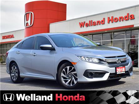 2018 Honda Civic SE (Stk: U20336) in Welland - Image 1 of 22