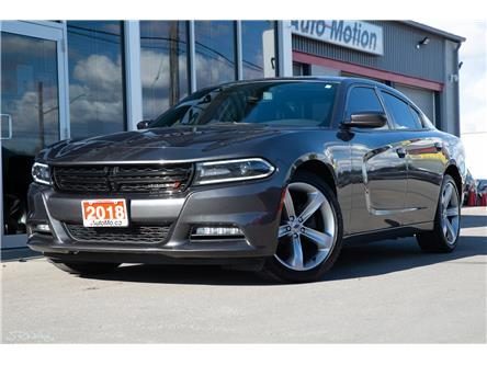 2018 Dodge Charger SXT Plus (Stk: 20928) in Chatham - Image 1 of 23