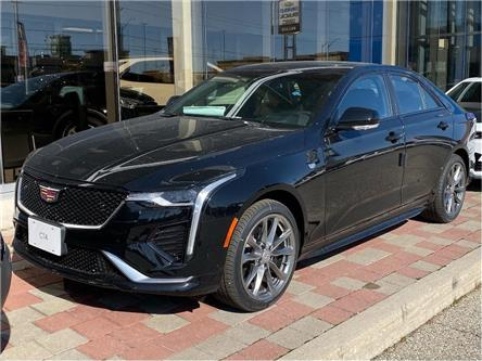 2020 Cadillac CT4 Sport (Stk: 153813) in Milton - Image 1 of 18