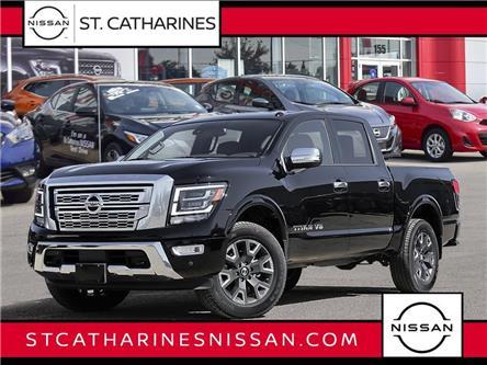 2020 Nissan Titan Platinum Reserve (Stk: TI20001) in St. Catharines - Image 1 of 21
