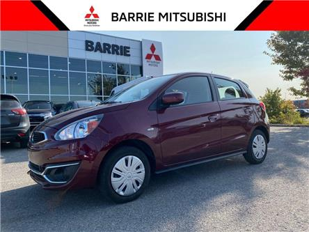 2018 Mitsubishi Mirage ES (Stk: 00606) in Barrie - Image 1 of 26