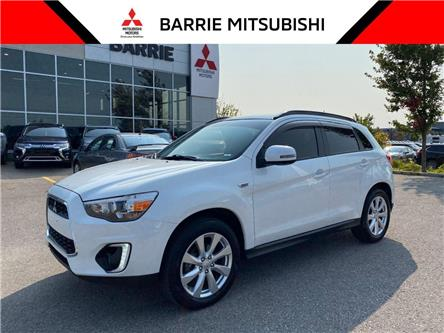 2015 Mitsubishi RVR GT (Stk: 00602) in Barrie - Image 1 of 28