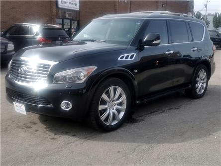 2014 Infiniti QX80  (Stk: I062842) in Kitchener - Image 1 of 30