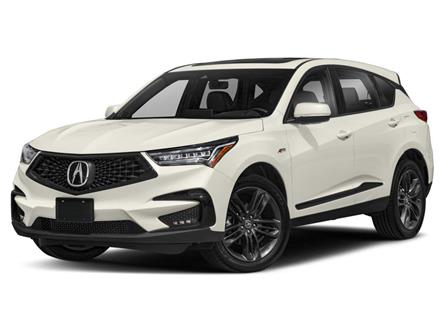 2019 Acura RDX A-Spec (Stk: L315171A) in Surrey - Image 1 of 9