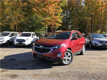 2018 Chevrolet Equinox LT (Stk: ET20928A) in Barrie - Image 1 of 15