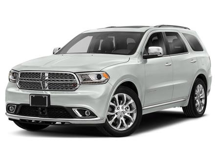 2017 Dodge Durango Citadel (Stk: 20DR2844A) in Devon - Image 1 of 9