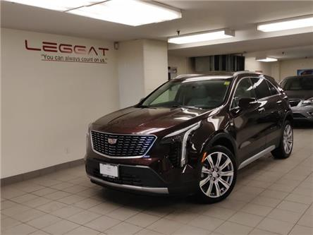 2021 Cadillac XT4 Premium Luxury (Stk: 219520) in Burlington - Image 1 of 20