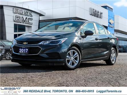 2017 Chevrolet Cruze LT Auto (Stk: T11760) in Etobicoke - Image 1 of 27