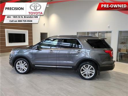 2017 Ford Explorer Limited (Stk: 204151) in Brandon - Image 1 of 30
