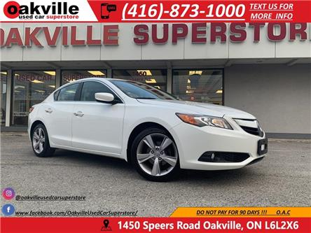 2015 Acura ILX LEATHER | HTD SEATS | SUNROOF | B U CAM | LOW KM (Stk: P0159) in Oakville - Image 1 of 23