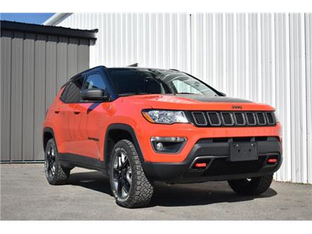 2018 Jeep Compass Trailhawk (Stk: UCP2147) in Kingston - Image 1 of 27