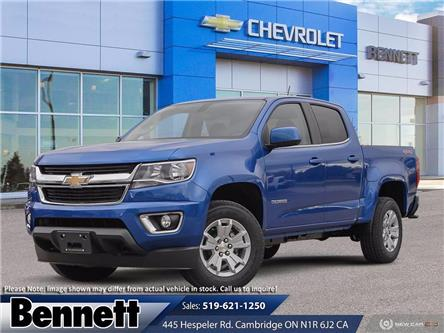 2021 Chevrolet Colorado LT (Stk: 210057) in Cambridge - Image 1 of 23