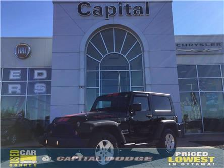 2013 Jeep Wrangler Sport (Stk: P2952A) in Kanata - Image 1 of 15