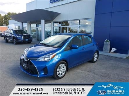 2016 Toyota Yaris LE (Stk: 67664U) in Cranbrook - Image 1 of 19
