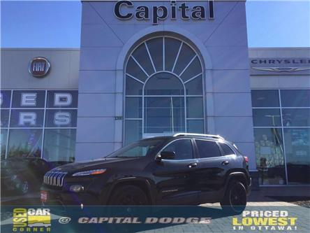 2015 Jeep Cherokee Limited (Stk: L00230A) in Kanata - Image 1 of 25