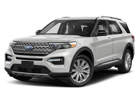 2021 Ford Explorer Limited (Stk: 20-41-252) in Stouffville - Image 1 of 9