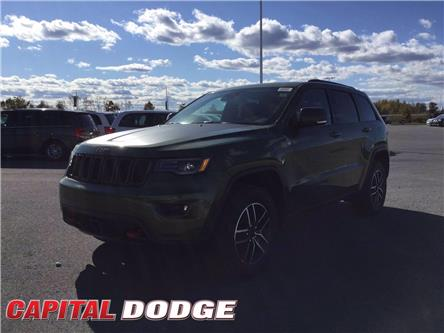 2021 Jeep Grand Cherokee Trailhawk (Stk: M00044) in Kanata - Image 1 of 28