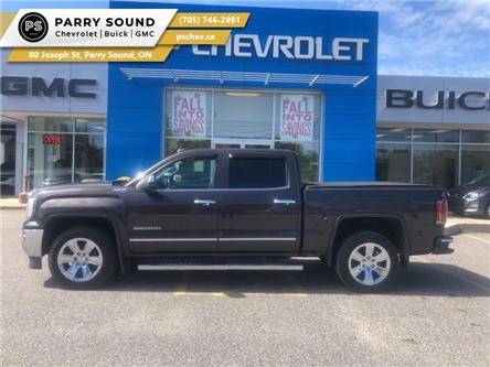 2016 GMC Sierra 1500 SLT (Stk: 20-059A) in Parry Sound - Image 1 of 20