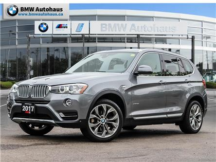 2017 BMW X3 xDrive28i (Stk: P9706) in Thornhill - Image 1 of 29